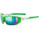 UVEX Sportstyle 219 Sportglasses green white/mirror gree